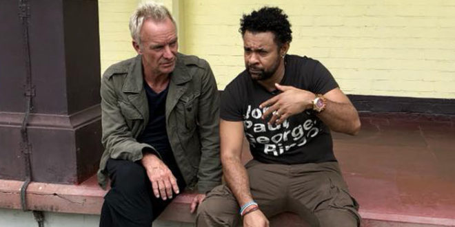 Sting e Shaggy insieme per Don't Make Me Wait