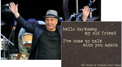 Paul Simon Collage