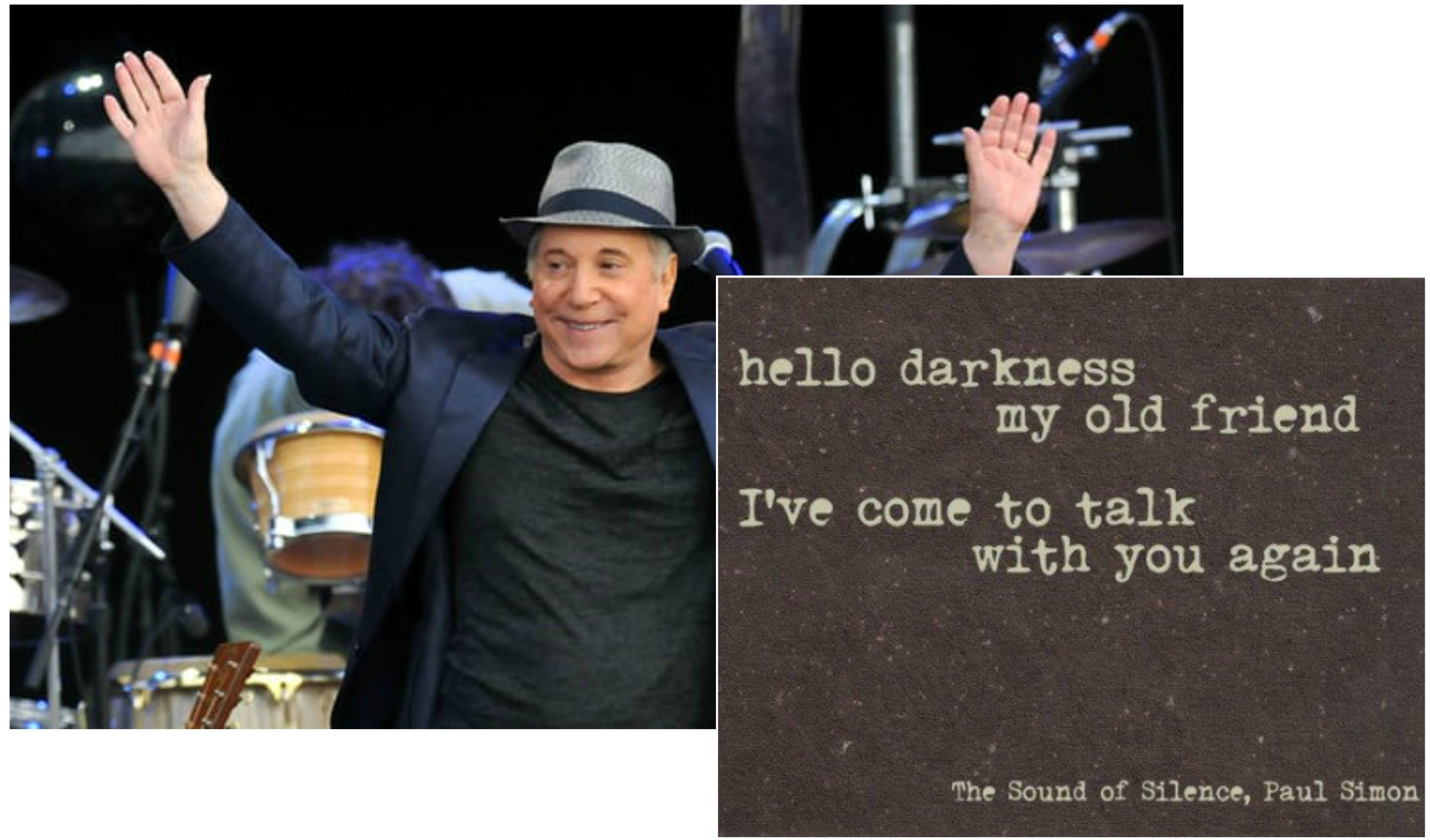 The Sound of Silence: dopo questo tour, Paul Simon si ritira dalla scena live ..
