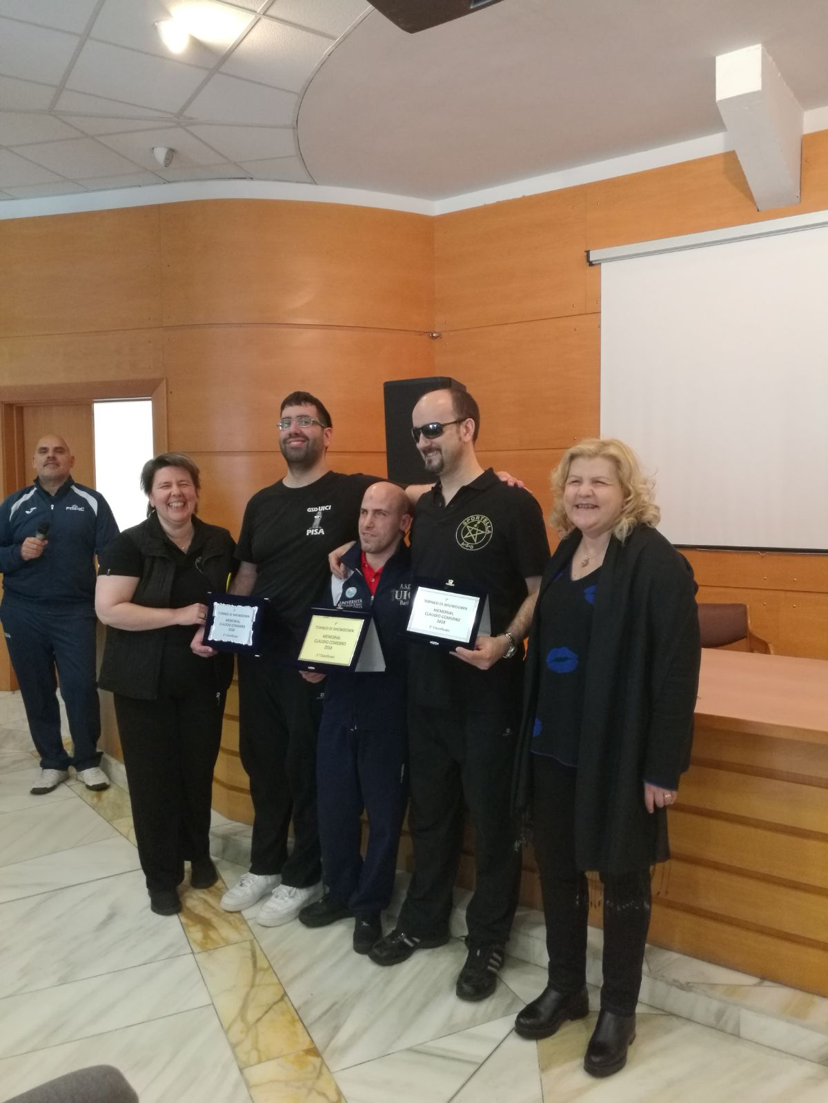 I° Memorial Claudio Comerro di showdown a Tirrenia