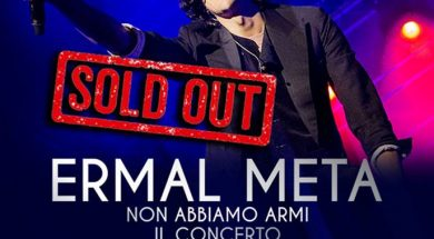 Sold out ERMAL