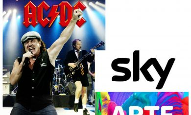 AcDc Collage
