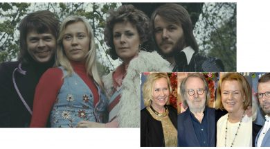 Abba Collage