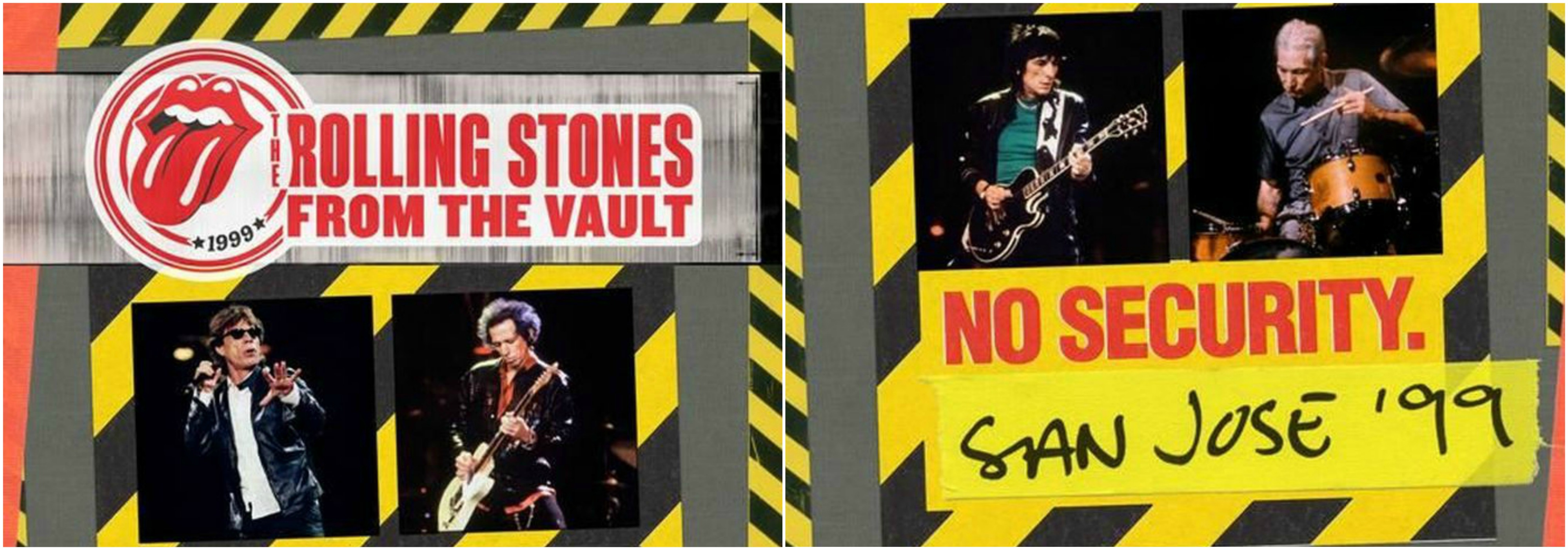 From The Vault: No Security – San Jose 1999, in arrivo uno storico show dei Rolling Stones