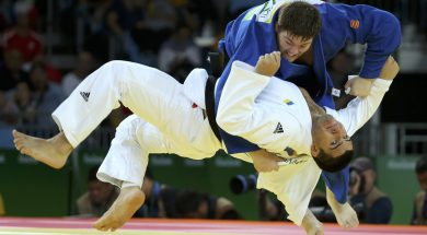 Judo – Men +100 kg Elimination Rounds