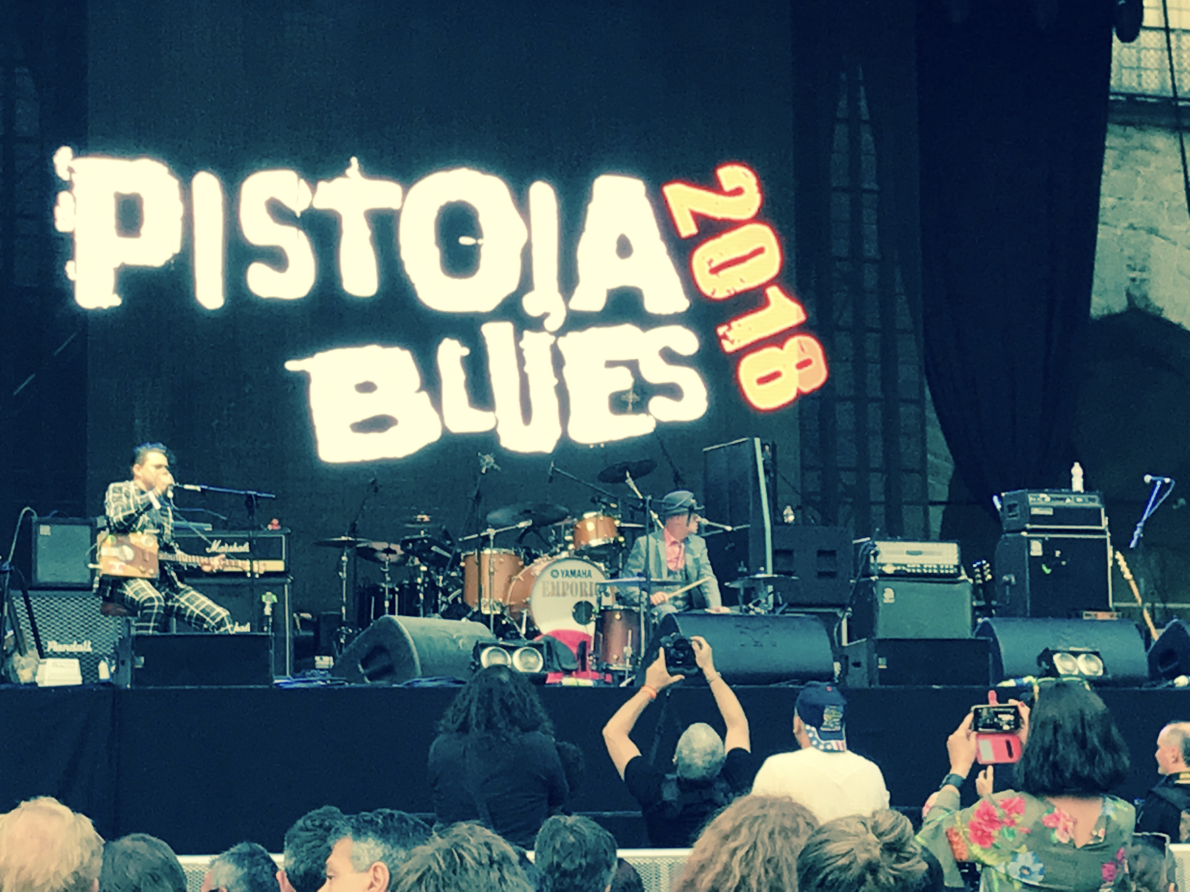 I Superdownhome portano il blues delle origini al Pistoia Blues Festival