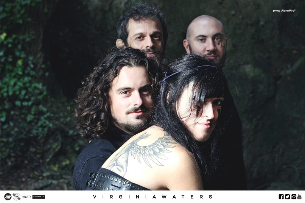 Virginia Waters: la band perugina sul palco del Pistoia Blues Festival