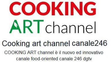 Cooking art channel